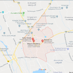 Guruvayur Map