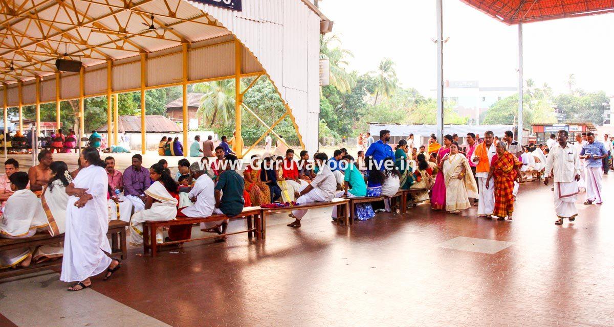 Guruvayur Temple Timings