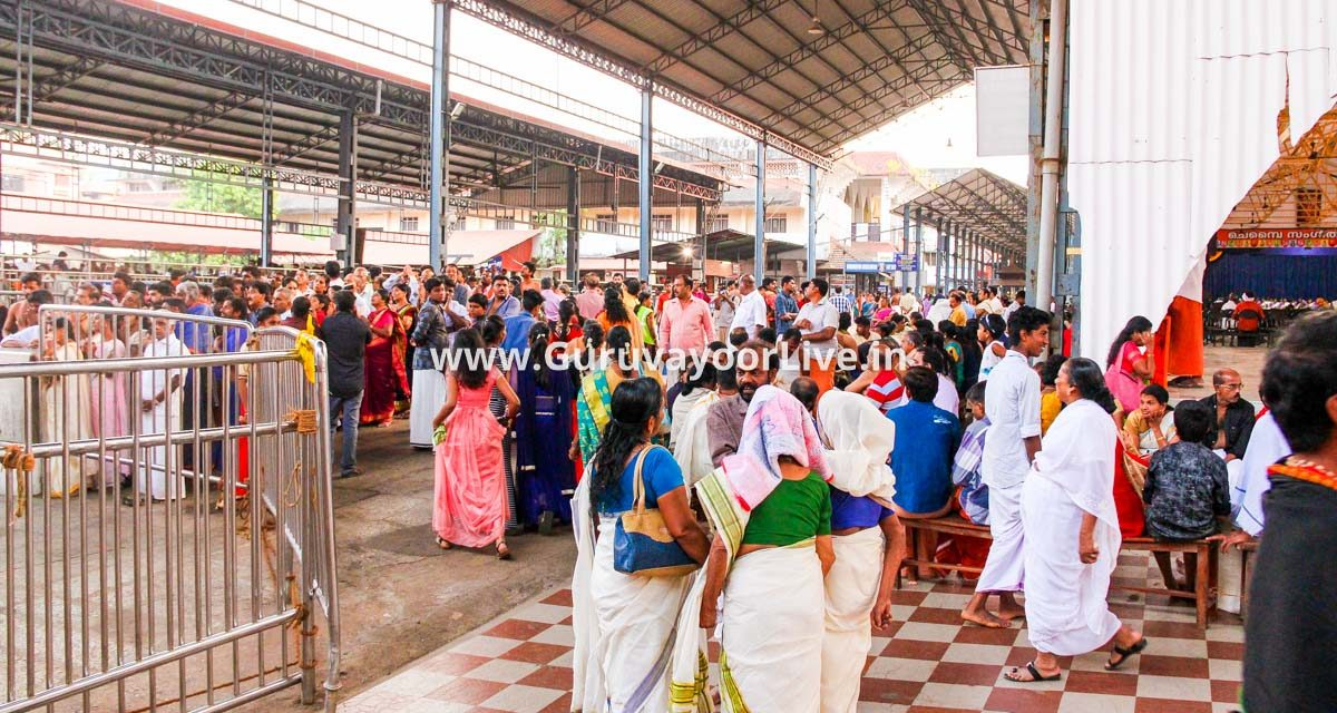 Guruvayur Temple Dress Code