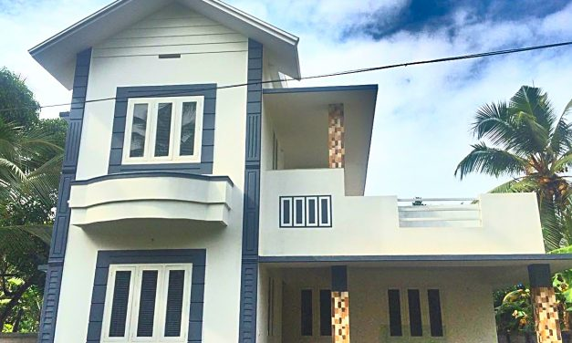 New house for sale in Guruvayoor