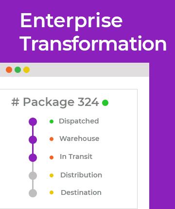 enterprise transformation solutions
