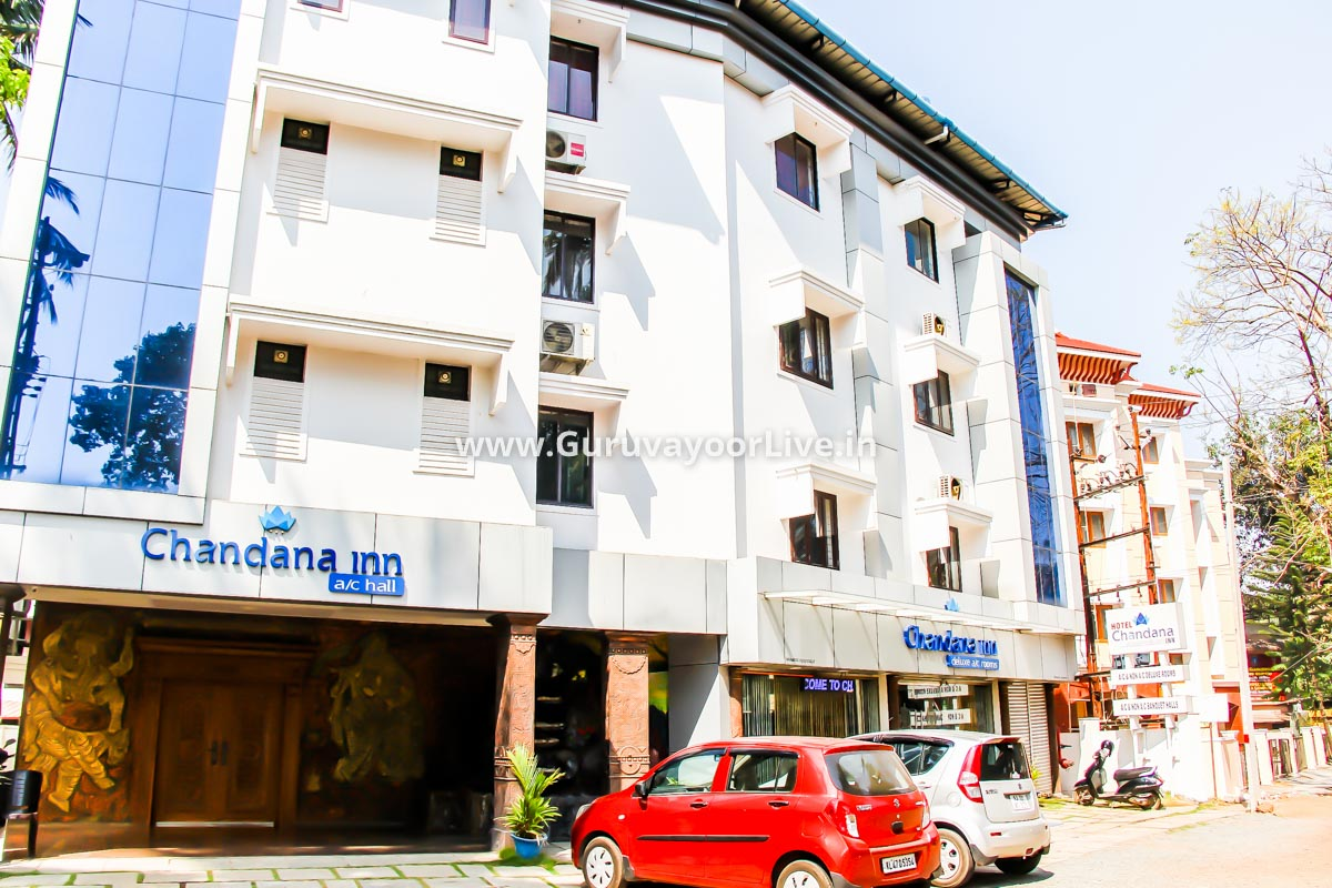 Guruvayoor Hotels Contact Numbers