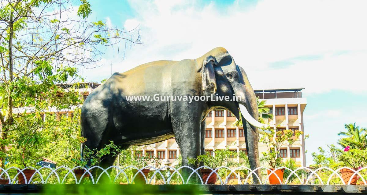 Architecture of Guruvayur Temple