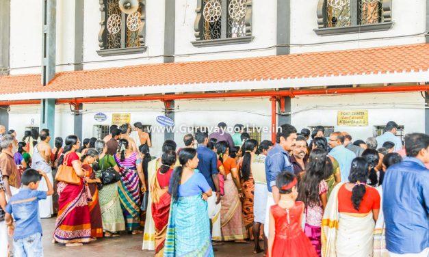 ഗുരുവായൂർ ക്ഷേത്രം സ്വർണ്ണക്കോലം ഇനി എന്നും ദർശിക്കാം