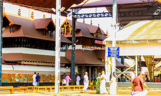 Guruvayoor Temple History English