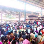 ഭക്തജനത്തിരക്കിൽ ഗുരുവായൂർ ക്ഷേത്രം