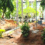 നഗരസഭാ ലൈബ്രറി പണികൾ മന്ദഗതിയിൽ